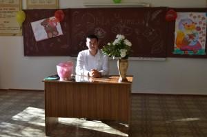 Шановний пан директор (учень 9 класу Пелих Д)